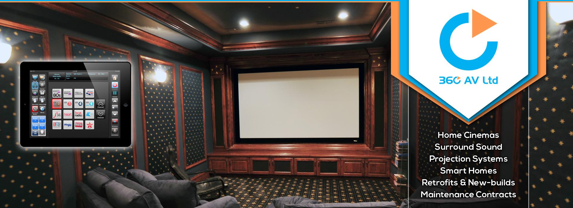 360 AV Ltd | Home Cinema System